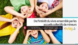 étude enquête vivre-ensemble accueils collectifs de mineurs Ovlej colonies de vacances accueils de loisirs